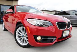 BMW 2 Series 228i SPORT PACKAGE 1 OWNER TEXAS BORN 2016