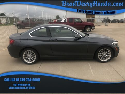 2016_BMW_2 Series_228i_ West Burlington IA