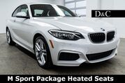2016 BMW 2 Series 228i xDrive M Sport Package Heated Seats Portland OR