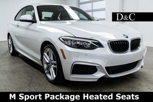 2016 BMW 2 Series 228i xDrive M Sport Package Heated Seats