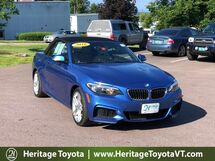 2016 BMW 2 Series 228i xDrive South Burlington VT