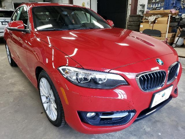 2016 BMW 2 Series 2dr Cpe 228i xDrive AWD Pittsfield MA
