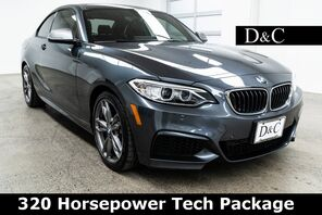 2016_BMW_2 Series_M235i 320 Horsepower Tech Package_ Portland OR