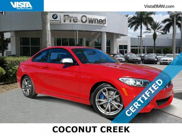 2016 BMW 2 Series M235i Coconut Creek FL