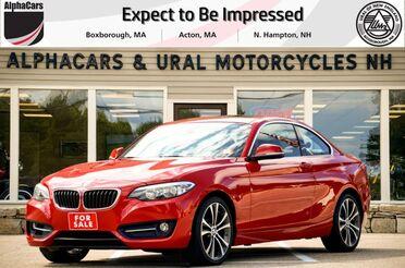 2016_BMW_228i_Coupe_ Boxborough MA