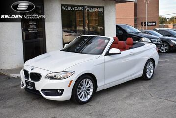2016_BMW_228i_xDrive Convertible_ Conshohocken PA