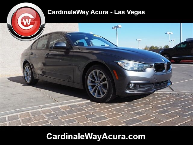 2016 BMW 3 Series Las Vegas NV