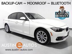 2016_BMW_3 Series 320i_*BACKUP-CAMERA, PREMIUM PKG, MOONROOF, COMFORT ACCESS, ALLOY WHEELS, BLUETOOTH PHONE & AUDIO_ Round Rock TX
