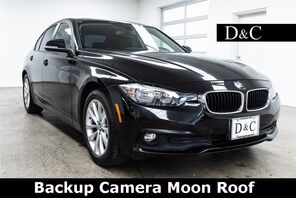 2016_BMW_3 Series_320i Backup Camera Moon Roof_ Portland OR
