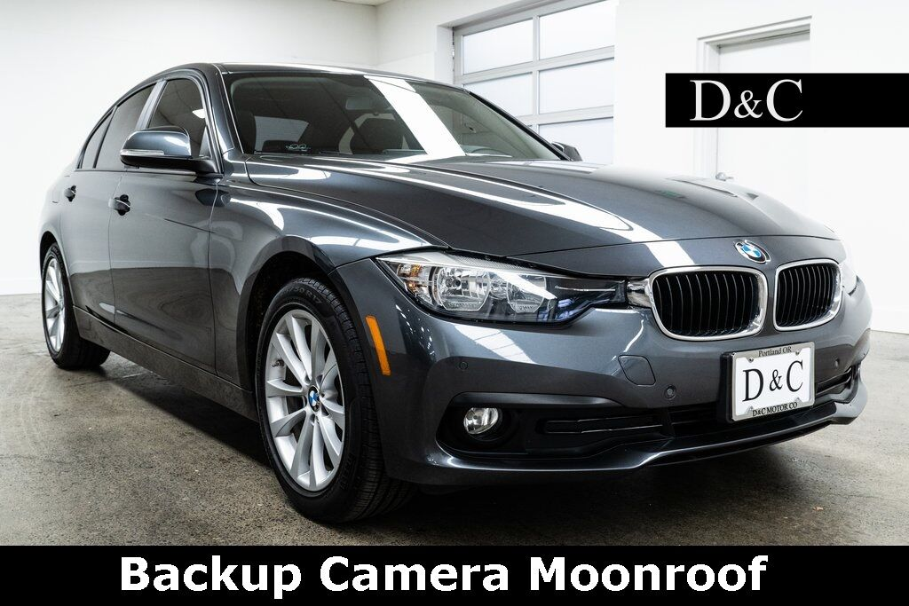 2016 BMW 3 Series 320i Backup Camera Moonroof Portland OR