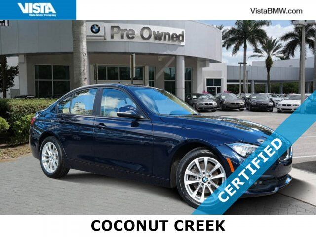 2016 BMW 3 Series 320i Coconut Creek FL