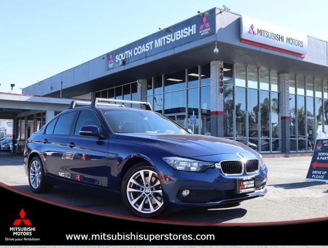 2016 BMW 3 Series 320i Costa Mesa CA