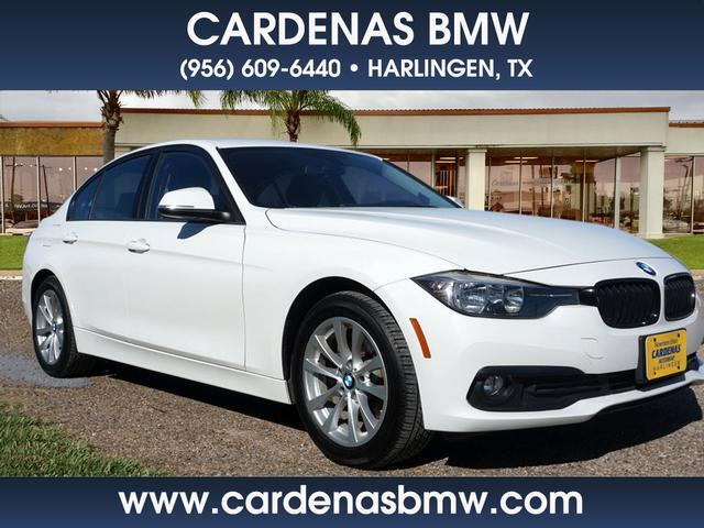 2016 BMW 3 Series 320i Harlingen TX