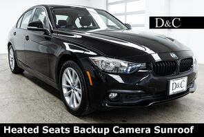 2016_BMW_3 Series_320i Heated Seats Backup Camera Sunroof_ Portland OR