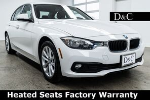 2016_BMW_3 Series_320i Heated Seats Factory Warranty_ Portland OR