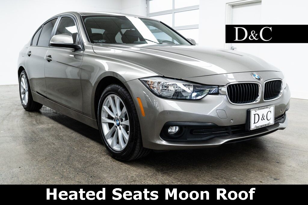 2016 BMW 3 Series 320i Heated Seats Moon Roof Portland OR