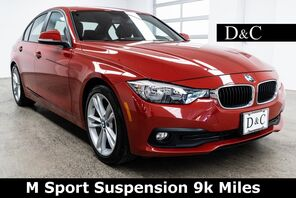 2016_BMW_3 Series_320i M Sport Suspension 9k Miles_ Portland OR