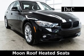 2016_BMW_3 Series_320i Moon Roof Heated Seats_ Portland OR