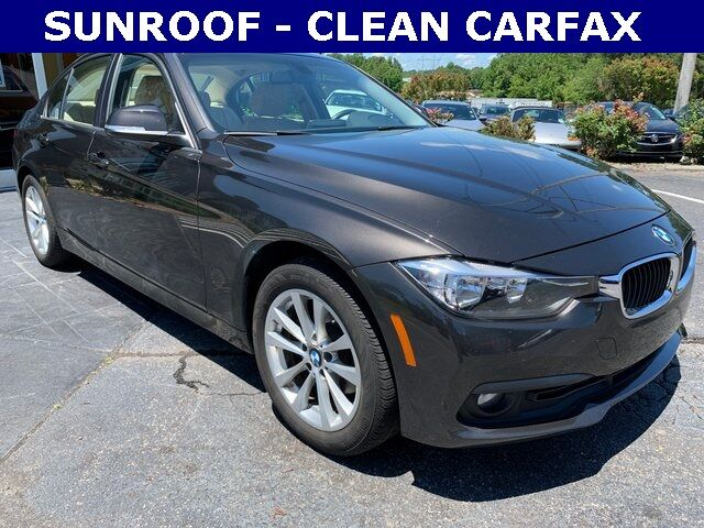 2016 BMW 3 Series 320i Raleigh NC
