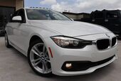 2016 BMW 3 Series 320i TEXAS BORN SPORT PACKAGE