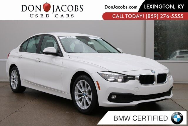 2016 BMW 3 Series 320i xDrive Lexington KY