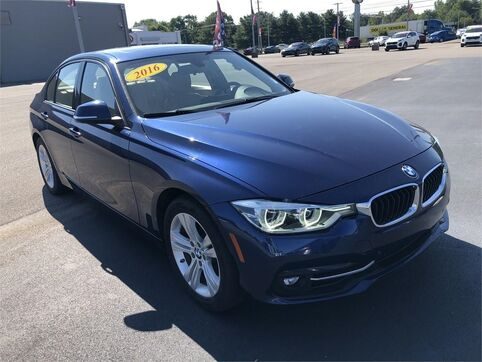 2016_BMW_3 Series_328I XDRIVE AWD_ Evansville IN