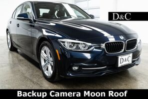 2016_BMW_3 Series_328d Backup Camera Moon Roof_ Portland OR