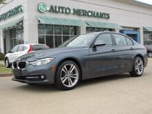 2016_BMW_3-Series_328d Sedan NAV, SUNROOF, BACKUP CAM, PARK AID, BLUETOOTH, SAT RADIO, HTD SEATS, PUSH BUTTON, AUX/USB_ Plano TX