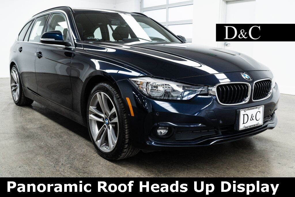 2016 BMW 3 Series 328d xDrive Panoramic Roof Heads Up Display Portland OR