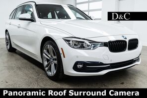 2016_BMW_3 Series_328d xDrive Panoramic Roof Surround Camera_ Portland OR
