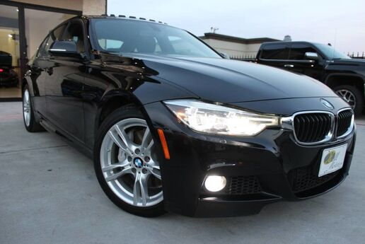 2016 BMW 3 Series 328i 1 OWNER CLEAN CARFAX TEXAS BORN 16 SERVICE RECORDS Houston TX