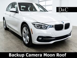 2016 BMW 3 Series 328i Backup Camera Moon Roof