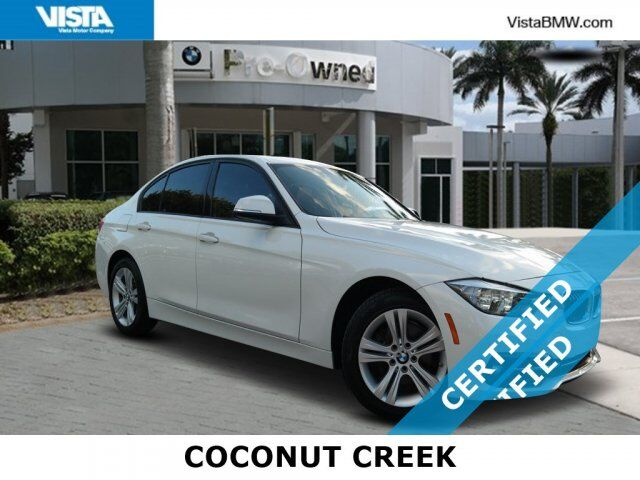 2016 BMW 3 Series 328i Coconut Creek FL