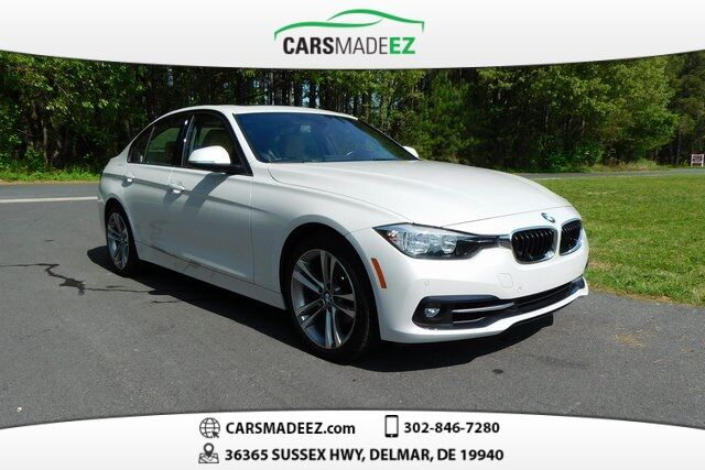 2016 BMW 3 Series 328i Delmar DE