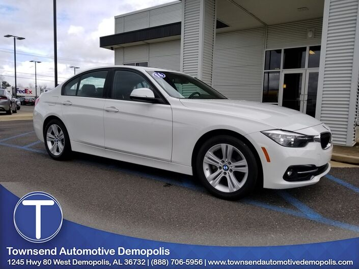 2016 BMW 3 Series 328i Demopolis AL