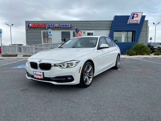 2016 BMW 3 Series 328i Harlingen TX