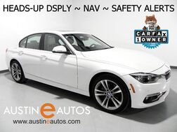2016_BMW_3 Series 328i_*HEADS-UP DISPLAY, NAVIGATION, BLIND SPOT ALERT, SIDE/TOP/REAR CAMERAS, DRIVING ASSISTANT, LEATHER, MOONROOF, HARMAN/KARDON_ Round Rock TX