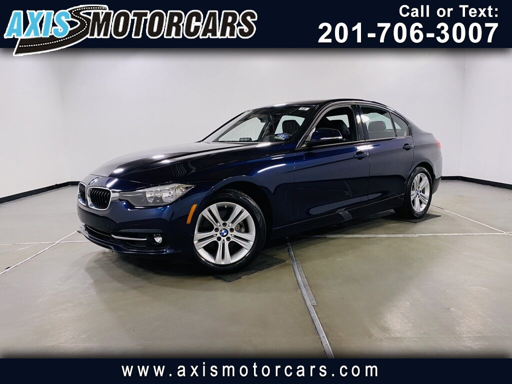 2016 BMW 3 Series 328i Jersey City NJ