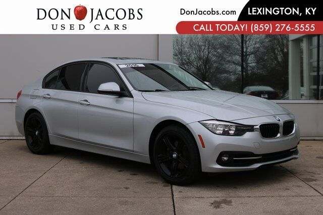 2016 BMW 3 Series 328i Lexington KY