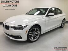 2016_BMW_3 Series_328i *Luxury Line* Driver Assist Navigation Backup Camera Heated seats_ Addison TX