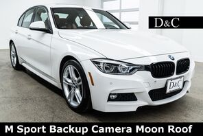 2016_BMW_3 Series_328i M Sport Backup Camera Moon Roof_ Portland OR