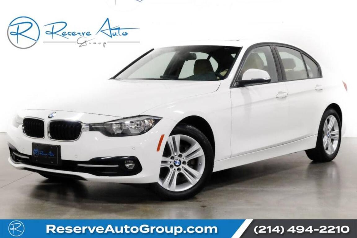 2016 BMW 3 Series 328i Navigation Drivers Asst Pkg. Heated Seats Moonroof The Colony TX
