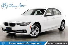 2016 BMW 3 Series 328i Navigation Drivers Asst Pkg. Heated Seats Moonroof