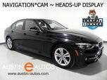 2016 BMW 3 Series 328i *SPORT LINE, HEADS-UP DISPLAY, NAVIGATION, BACKUP-CAMERA, LEATHER, MOONROOF, HEATED SEATS/STEERING WHEEL, LIGHTING PKG, BLUETOOTH