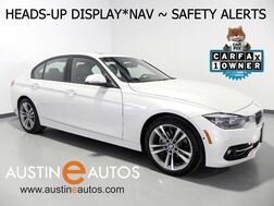 2016_BMW_3 Series 328i_*SPORT LINE, HEADS-UP DISPLAY, NAVIGATION, BLIND SPOT ALERT, DRIVING ASSISTANT, SIDE/TOP/REAR CAMERAS, HARMAN/KARDON, MOONROOF, LEATHER, BLUETOOTH_ Round Rock TX