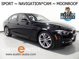 2016_BMW_3 Series 328i_*SPORT LINE, NAVIGATION, BACKUP-CAMERA, DAKOTA LEATHER, COMFORT ACCESS, MOONROOF, BLUETOOTH PHONE & AUDIO_ Round Rock TX