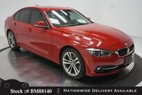BMW 3 Series 328i SPORT LINE,DRVR ASST+,NAV,TOP CAM,SUNROOF 2016