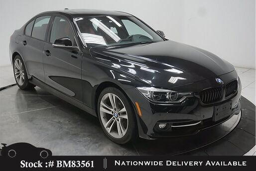 2016_BMW_3 Series_328i SPORT LINE,DRVR AST,NAV,CAM,SUNROOF,LED LIGHT_ Plano TX