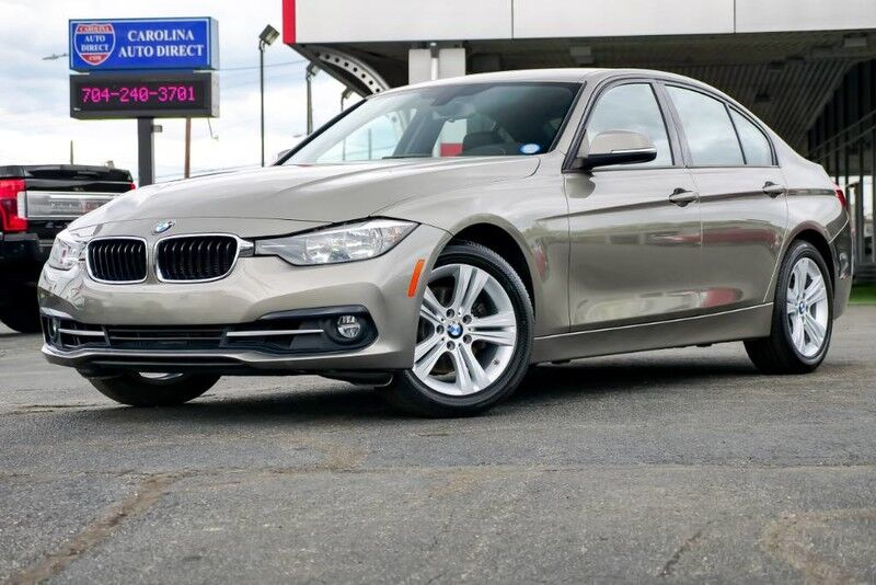 2016 BMW 3 Series 328i SULEV *Twin Power Turbo* Mooresville NC