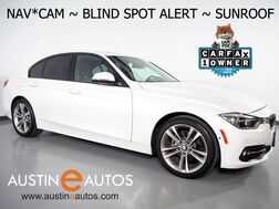 2016_BMW_3 Series 328i Sedan_*SPORT LINE, NAVIGATION, BLIND SPOT ALERT, DRIVING ASSISTANT, TOP/SIDE/REAR CAMERAS, LANE KEEP ASSIST, MOONROOF, COMFORT ACCESS, LED HEADLIGHTS_ Round Rock TX
